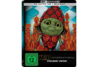 Men in Black: International - (4K Ultra HD Blu-ray + Blu-ray)