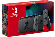 NINTENDO Switch Grau (neue Edition)