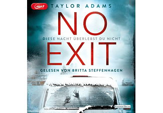 No Exit - 2 MP3-CD - Krimi/Thriller