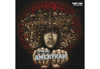 Erykah Badu - NEW AMERYKAH PART ONE.. - (CD)