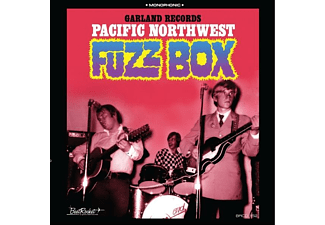 VARIOUS - PACIFIC NORTHWEST FUZZ.. - (CD)