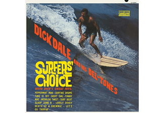 Dale, Dick & Del-Tones, The - SURFERS' CHOICE -REISSUE- - (Vinyl)