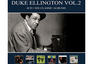 Duke Ellington - SIX CLASSIC ALBUMS VOL.2 - (CD)