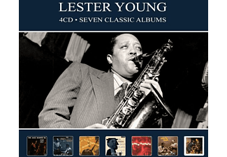 Lester Young - SEVEN CLASSIC ALBUMS - (CD)