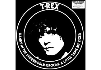 T. Rex - Dandy In The..-Coloured- - (Vinyl)