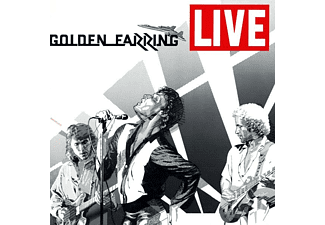 Golden Earring - LIVE -COLOURED- - (Vinyl)