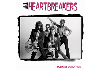 The Heartbreakers - YONKERS DEMO & LIVE 1975/1976 - (Vinyl)