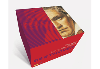 VARIOUS - Beethoven – The Complete Edition - (CD + DVD Video)