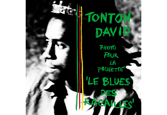 David Tonton - Le Blues Des Racailles (LP+CD) - (LP + Bonus-CD)