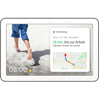 GOOGLE Nest Hub Smart Display mit Sprachsteuerung, Carbon
