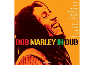 Bob Marley - IN DUB -COLOURED/HQ- - (Vinyl)