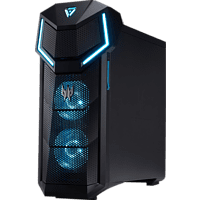 ACER Acer Predator Orion 5000 (PO5-610), Gaming PC mit Core™ i7 Prozessor, 16 GB RAM, 256 GB SSD, 1 TB HDD, GeForce® RTX™2070, 8 GB