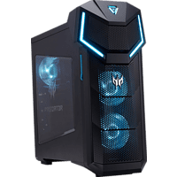 ACER Acer Predator Orion 5000 (PO5-610), Gaming PC mit Core™ i7 Prozessor, 16 GB RAM, 1 TB HDD, 256 GB SSD, NVIDIA® GeForce® GTX 1060, 6 GB