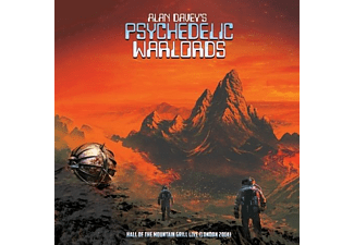 Alan Davey's Psychedelic Warlords - Hall Of The Mountain Gril - (CD)
