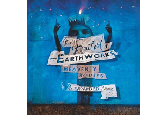 Bill Earthworks Bruford's - HEAVENLY BODIES - AN.. - (CD)