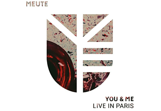 Meute - LIVE IN PARIS -GATEFOLD- - (Vinyl)