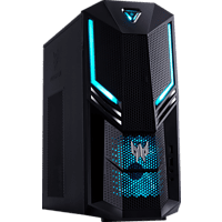 ACER Acer Predator Orion 3000 (PO3-600), Gaming PC mit Core™ i5 Prozessor, 16 GB RAM, 256 GB SSD, 1 TB HDD, GeForce® RTX™2070, 8 GB