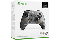 MICROSOFT Xbox Wireless Controller – Night Ops Camo Special Edition Controller, Camouflage-Design