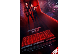 Feedback-Sende Oder Stirb (Mediabook) - (Blu-ray + DVD)