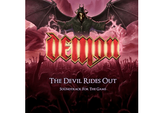 Demon - The Devil Rides Out-Soundtrack For The Game - (CD)