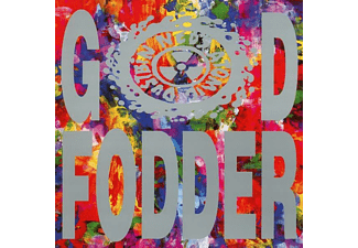 Ned's Atomic Dustbin - GOD FODDER -HQ/INSERT- - (Vinyl)