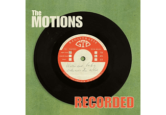 The Motions - RECORDED -COLOURED- - (Vinyl)