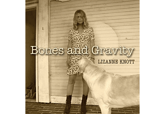 Lizanne Knott - BONES AND GRAVITY - (CD)
