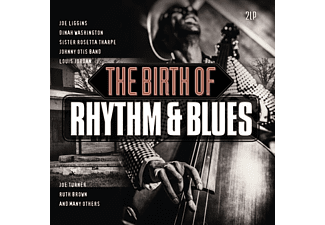 VARIOUS - BIRTH OF RHYTHM & BLUES - (Vinyl)