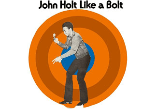 John Holt - LIKE A BOLT -COLOURED/HQ- - (Vinyl)