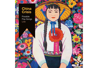 China Crisis - POSSIBLE POP SONGS LIVE - (Vinyl)