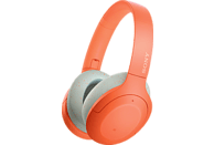 SONY h.ear on 3 WH-H910N, Over-ear Kopfhörer Bluetooth Orange