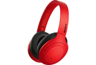 SONY h.ear on 3 WH-H910N, Over-ear Kopfhörer Bluetooth Rot