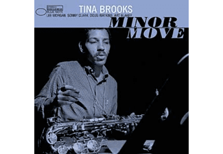 Tina Brooks - MINOR MOVE - (Vinyl)
