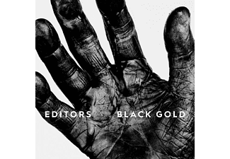 Editors - BLACK GOLD  BEST OF EDITORS - (CD)