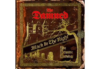 The Damned - BLACK IS THE.. -BOX SET- - (Vinyl)
