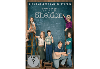 Young Sheldon - Staffel 2 - (DVD)