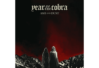 Year Of The Cobra - Ash And Dust (Silver Vinyl) - (Vinyl)