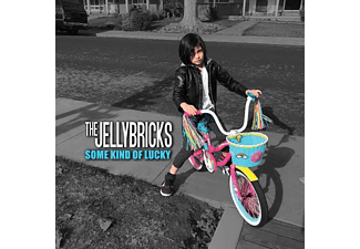 Jellybricks - SOME KIND OF LUCKY - (CD)