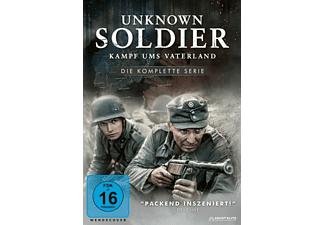 Unknown Soldier - TV-Serie - (DVD)