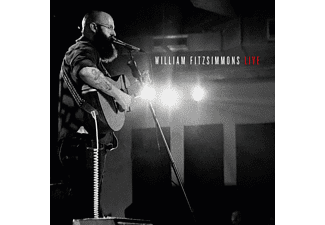 William Fitzsimmons - LIVE - (Vinyl)