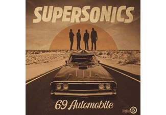 The Supersonics - 69 AUTOMOBILE - (CD)