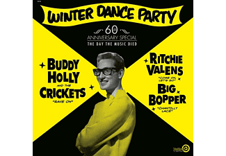 Holly,Buddy/Valens,Ritchie/Big Bopper,The - WINTER DANCE PARTY - (Vinyl)
