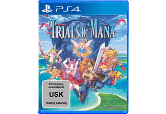 Trials of Mana - PlayStation 4
