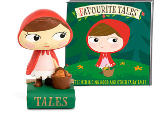 BOXINE Tonies Figuren: Little Red Riding Hood and other fairy tales (englisch) Hörfigur, Mehrfarbig