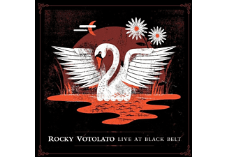 Rocky Votolato - Live At Black Belt (Colored Vinyl) - (Vinyl)