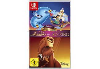 SW DISNEY CLASSIC GAMES ALADDIN AND THE LION KING - Nintendo Switch