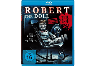 Robert the Doll 1-4 Deluxe Box-Edition (uncut) - (Blu-ray)
