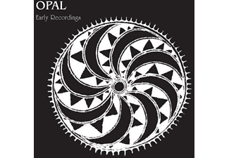 Opal - Early Recordings - (CD)