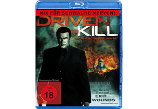 Driven To Kill-Zur Rache Verdammt! Uncut - (Blu-ray)