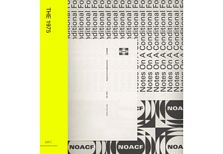 The 1975 - Notes On A Conditional Form - (CD)